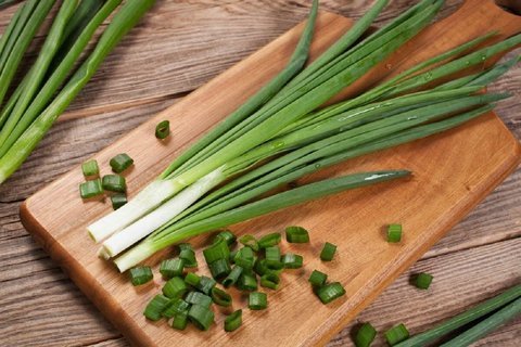 Зеленый лук 1,15кг