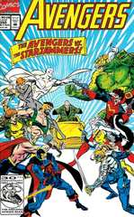 Avengers #350
