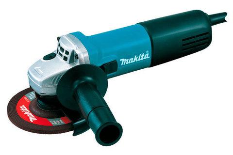 Угловая шлифовальная машина Makita 9558HN