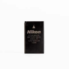 Аккумулятор Nikon EN-EL20
