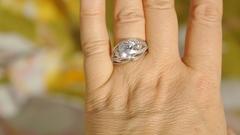 1100380 (кольцо из серебра)