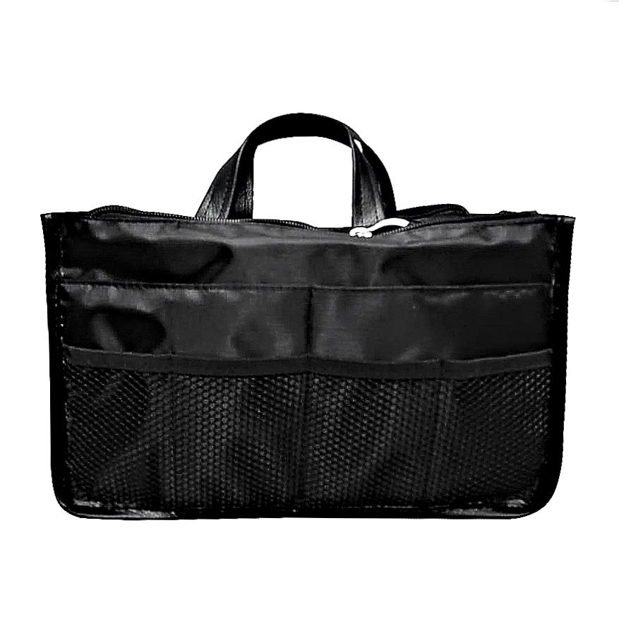 Органайзер для сумки SOFIA 28х16х10 см, черный