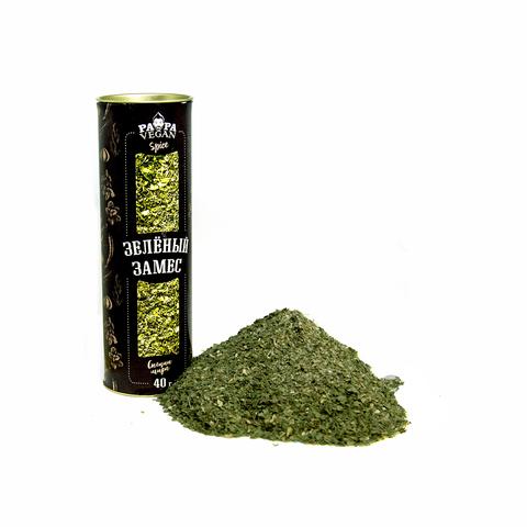PapaVegan Зеленый замес 40 гр.