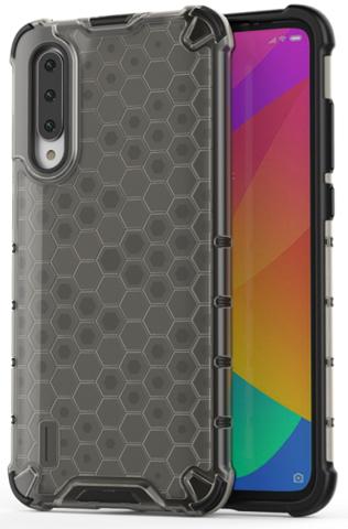Тонированный защитный чехол для Xiaomi Mi A3 от Caseport, серия Honey