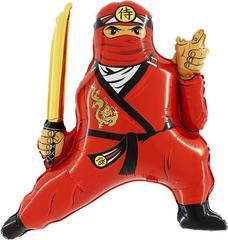 Г Фигура, Ниндзя, Красный, 32