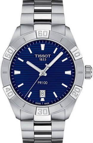 Купить Мужские швейцарские наручные часы Tissot T101.610.11.041.00 по доступной цене