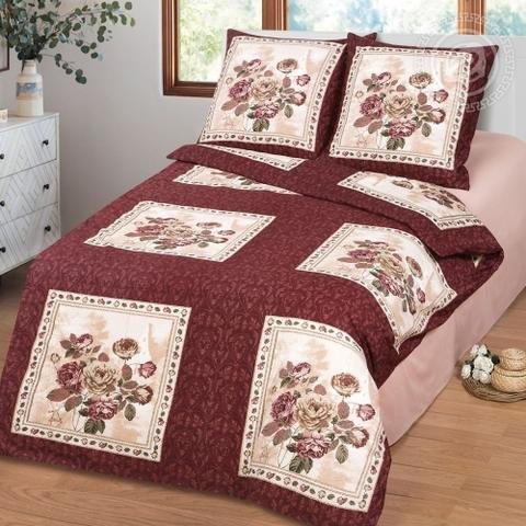 Комплект постельного белья Богема Сатин CLASSIK