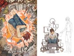 Тетрадь смерти. Death Note. L: изменить мир