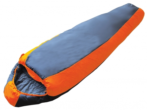 Спальный мешок Nord 7000, Серый/оранжевый