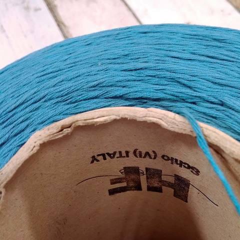 Хлопок HF NAXOS 350 темно-голубой