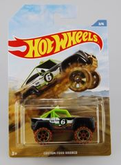 HOT WHEELS 2019 CUSTOM FORD BRONCO OFF ROAD TRUCKS SERIES 2/6 FYY70 NEW