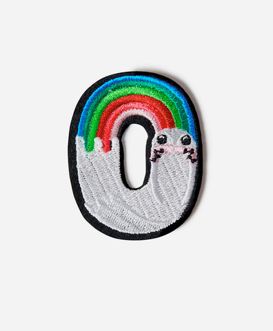 Патч-Заплатка Morse Rainbow
