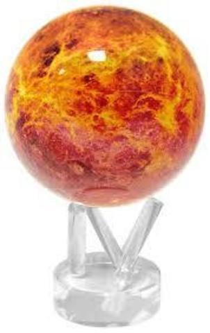 Глобус MOVA GLOBE Планета Венера d12 см