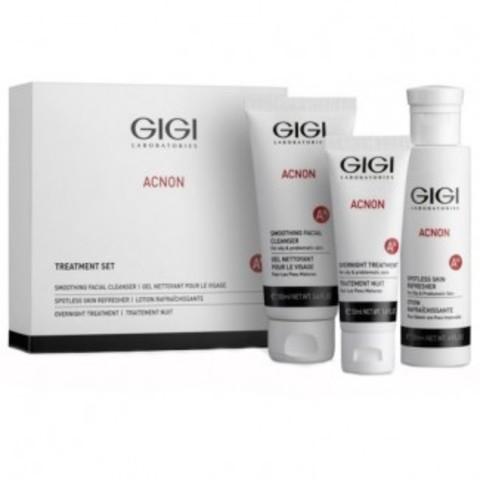 Набор для борьбы с проблемной кожей Acnon, GIGI