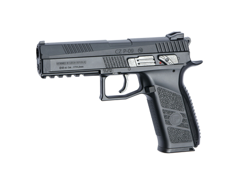 Пневматический пистолет CZ P-09 пулевой