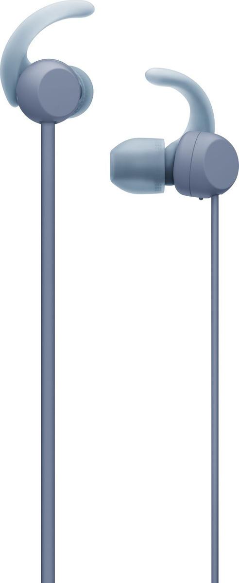 Bluetooth наушники WI-SP510 синие купить в интернет-магазине Sony Centre