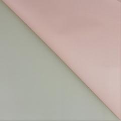 Пленка для цветов матовая двухсторонняя, Бежевый/Розовый, 60*60 см, 10 листов, 1 уп.