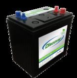 Тяговый аккумулятор Discover EVGC6A-A ( 6V 220Ah / 6В 220Ач ) - фотография
