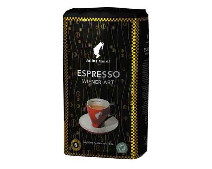 Кофе в зернах Julius Meinl Espresso Wiener Art, 1 кг