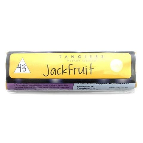 Табак для кальяна Tangiers Noir (желт) 43 JackFruit 250 гр.