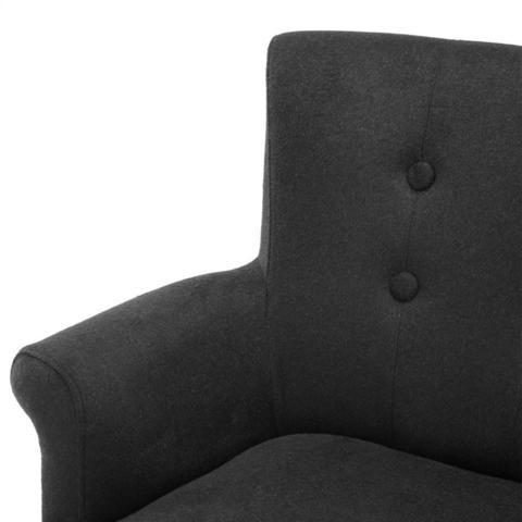 Обеденный стул Eichholtz 107635 Key Largo (с подлокотниками)