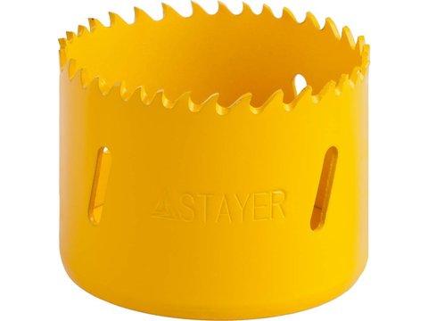STAYER Procut 60мм, коронка Би-металлическая, универсальная