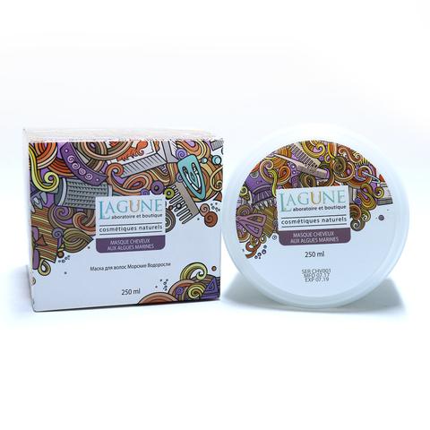 Маска для волос питательная «Морские водоросли» / MASQUE CHEVEUX AUX ALGUES MARINES
