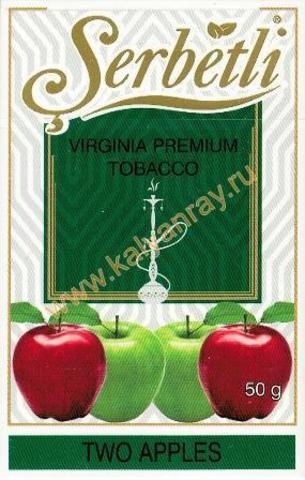 Serbetli Two Apples