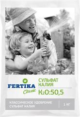 Fertika Сульфат калия 1 кг удобрение