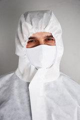 Комбинезон Каспер ,белый 80г/м2 **