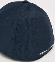 Популярная спортивная кепка с козырьком Under Armour RN11493 Dark Blue