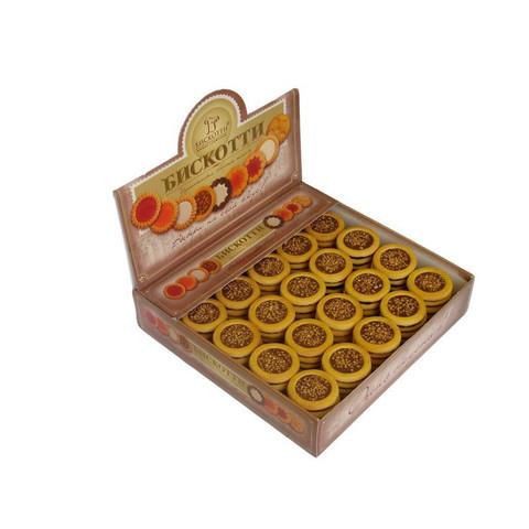 Печенье Бискотти с орехом 1.8 кг