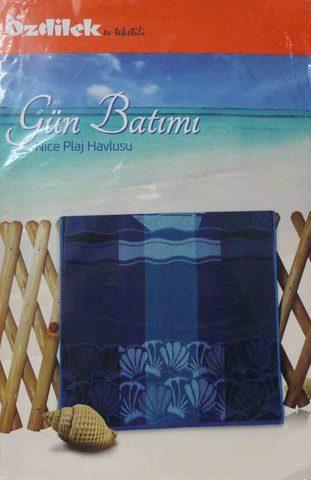 Полотенце махровое пляжное