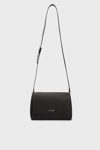 Женская черная сумка Calvin Klein