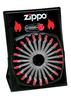 Кремни Zippo, для зажигалки Zippo (6 шт)