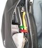 Картинка рюкзак однолямочный Deuter Tommy S Black-Orange - 4