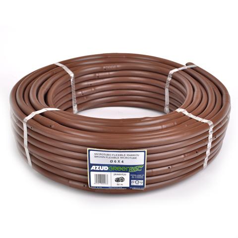 Компенсированная капельная линия, 0.35х2л. 50м/бобина