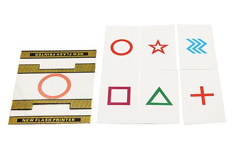 Принтер ESP символов