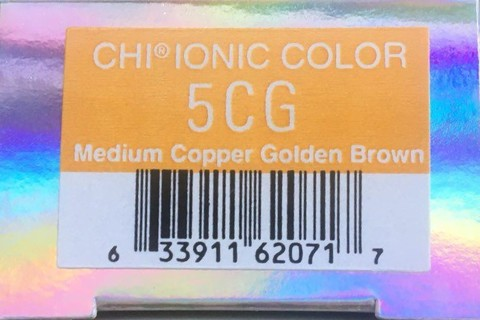 Крем-краска CHI Ионик 5 CG  85 гр