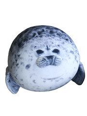 Подушка-игрушка антистресс Gekoko «Тюлень» 7