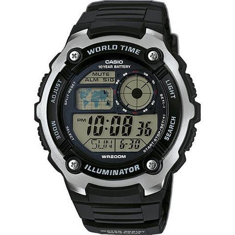Наручные часы CASIO AE-2100W-1A