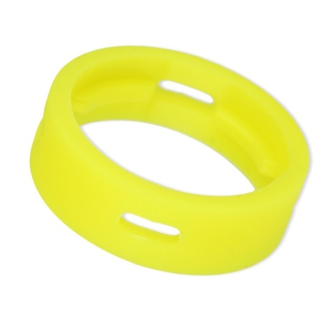 Кольцо рег. воздуха iJust-2 силиконовое жёлтый