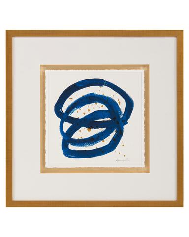 Dyann Gunter's Blue and Gold IV