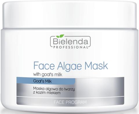 PROFESSIONAL Альгинатная маска для лица с козьим молоком 190г