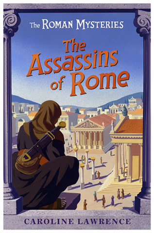 9781842550236 - The Assassins of rome  (The Roman Mysteries)