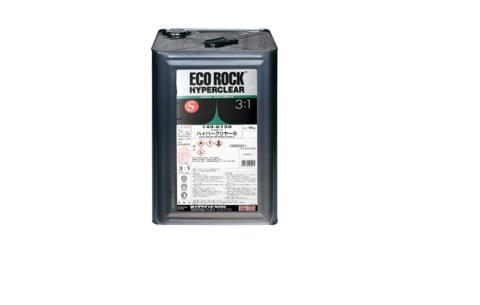 149-6150 ECOROCK Hyper Clear S Лак 3:1/16кг (цена за 1кг)