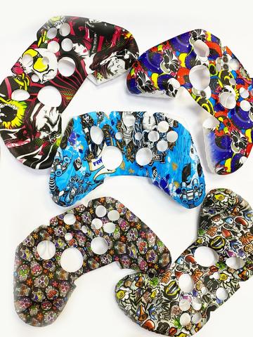 Чехол для геймпада (Xbox Series X Controller Silicon Case, разноцветный в ассортименте)