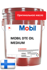 MOBIL DTE OIL MEDIUM