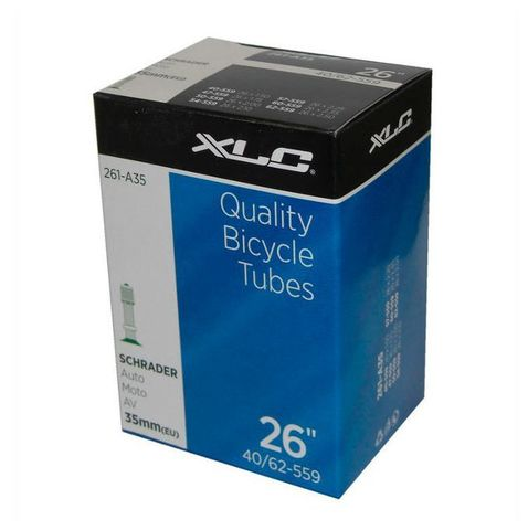 Bicycle tubes 26_1,0/1,5 AV 33 мм