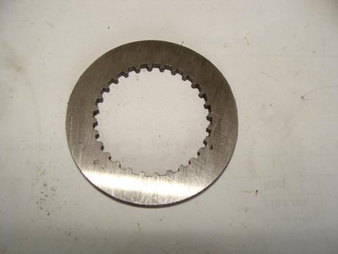 Кольцо упорное хвостовика главной пары мост СПАЙСЕР